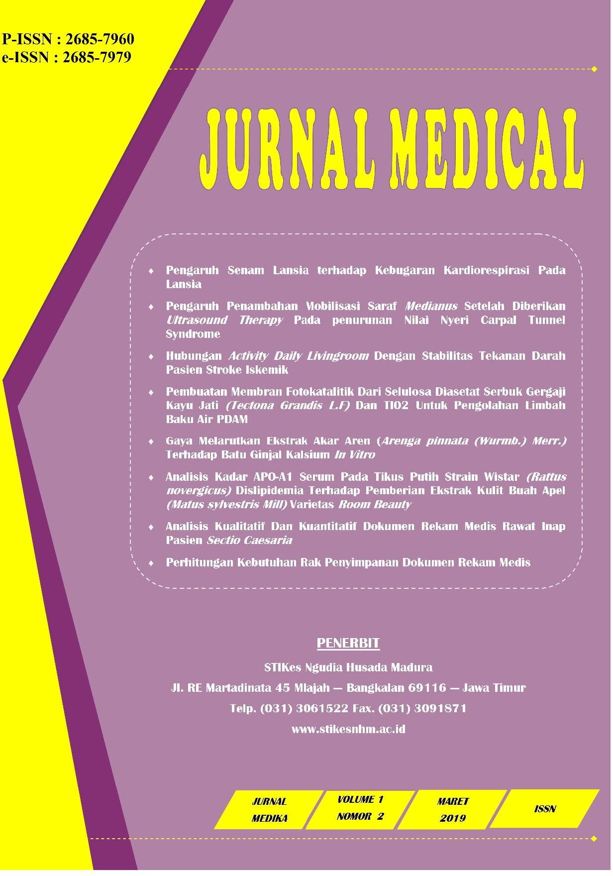 JURNAL MEDICAL